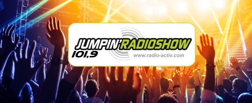 Bannière Facebook Jumpin'Radioshow avec public